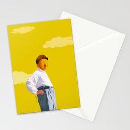 Mao Stationery Cards