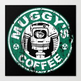 Muggy's Coffee Canvas Print