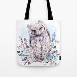 Keeper Of The Crystals, Makers Of Wands Tote Bag