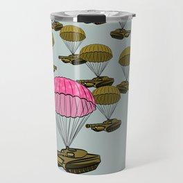Tank Parachute Travel Mug