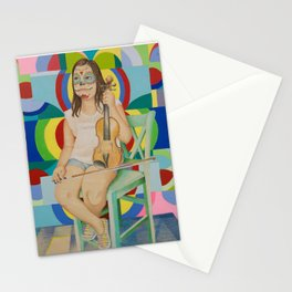 A Composition for Kandinsky Stationery Cards