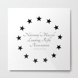 13 Stars Metal Print