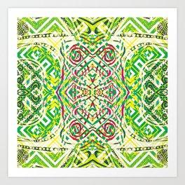 BY MY CHANCES 8.8 2016 EDITION 1 - 26 R Art Print
