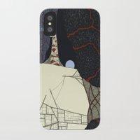 kaiju iPhone & iPod Cases featuring kaiju by thefleafarm (Amy Wright)