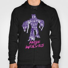 Made Of Wolves Hoody