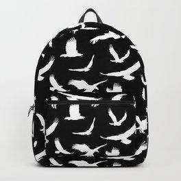 Eagles // Black Backpack