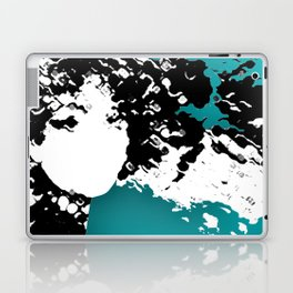 LADY SILEX Laptop & iPad Skin