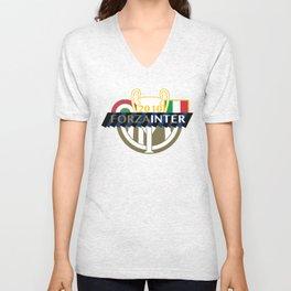 Internazionale Milan FC Unisex V-Neck