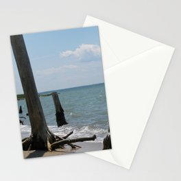 Chesapeake Bay Beach Stationery Cards