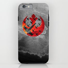 Star Wars Wraith Squadron in the Clouds iPhone Case