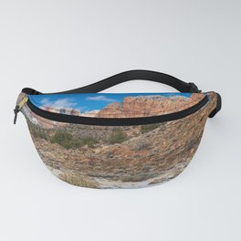 Zion Winter - 4724 Panorama Fanny Pack