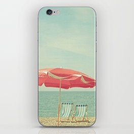 Deserted Beach iPhone Skin