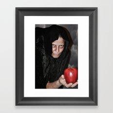 Evil Queen-Disney Villains Series Framed Art Print