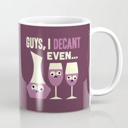 Contain Yourself Coffee Mug
