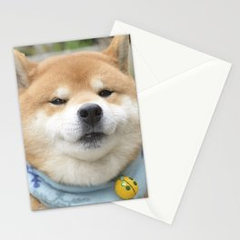 Naked General Stationery Cards