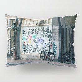 Streets of Amsterdam Pillow Sham