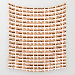 Hamburger – fast food,beef,sandwich,burger,hamburgesa Wall Tapestry