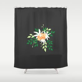 Lily Bouquet Shower Curtain