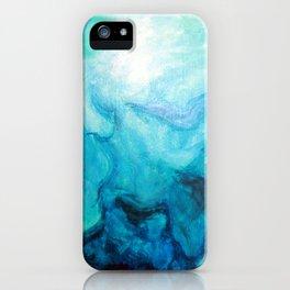 Deep Diver iPhone Case