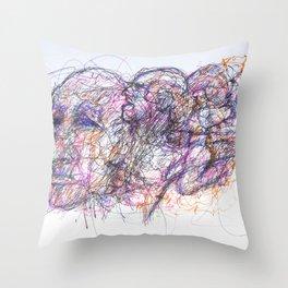 Titular Tri-View Throw Pillow