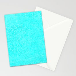 scales, white on lt blue Stationery Cards