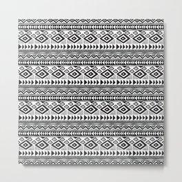 mudcloth no. 1 Metal Print