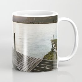 Salmon Sunrise Coffee Mug