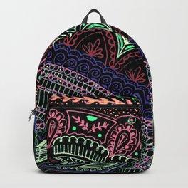 Bohemian Tapestry Backpack