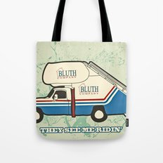 They see Me Ridin Bluth  Tote Bag