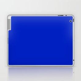 Solid Deep Cobalt Blue Color Laptop & iPad Skin