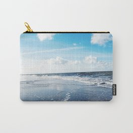 North Sea Beach Carry-All Pouch