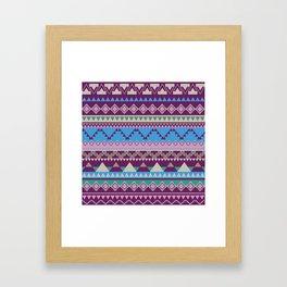 rasberry nasci Framed Art Print
