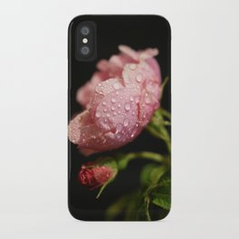 Weeping Rose II iPhone Case