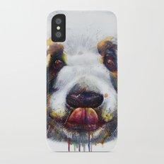 Sweet Panda iPhone X Slim Case