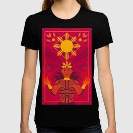 Apolaki: The Philippine Sun God T-shirt