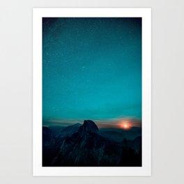 Yosemite Valley, USA #society6 #decor #buyart Art Print