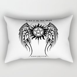 Salt & Burn Rectangular Pillow
