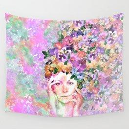 Spring break Wall Tapestry