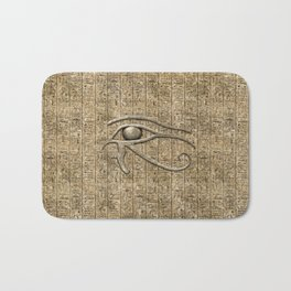 Eye Of Ra Bath Mat