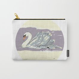 Swan n°I Carry-All Pouch