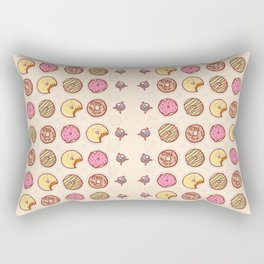 Donuts! Rectangular Pillow