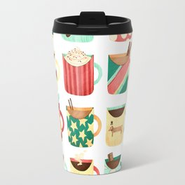Coffee Coffee Coffee Coffee Coffee Travel Mug