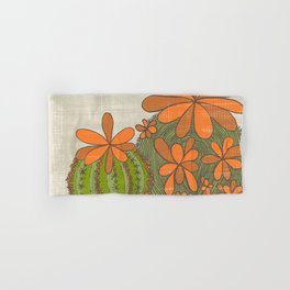 A Flower Does Not Think of Competing...(Grow Free Series) Hand & Bath Towel