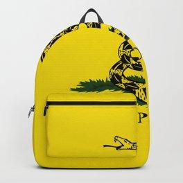 No Step On Snek Backpack