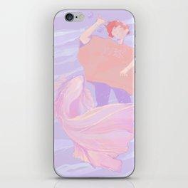 Tsuritama - Yuki iPhone Skin