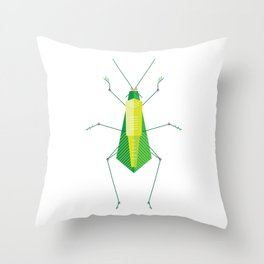 It had to be said Throw Pillow