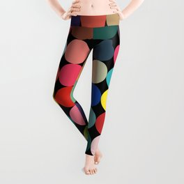Colorful Dots Leggings