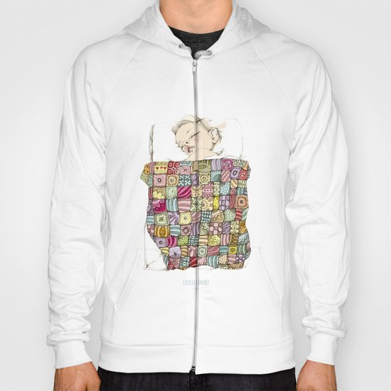 sleeping child Hoody