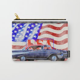 1957 BelAir Custom Graphic Carry-All Pouch