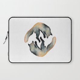 Forest Pattern Laptop Sleeve